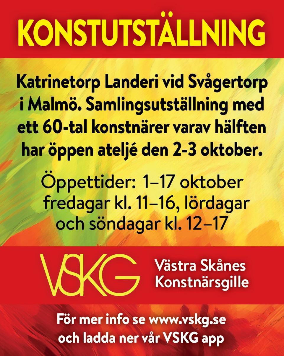 VSKG på Katrinetorp Landeri i oktober